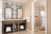 Ranch at Laguna Beach featuring ROHL Acqui Bath Series