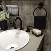 ROHL Lombardia Bath Faucet in Matte Black