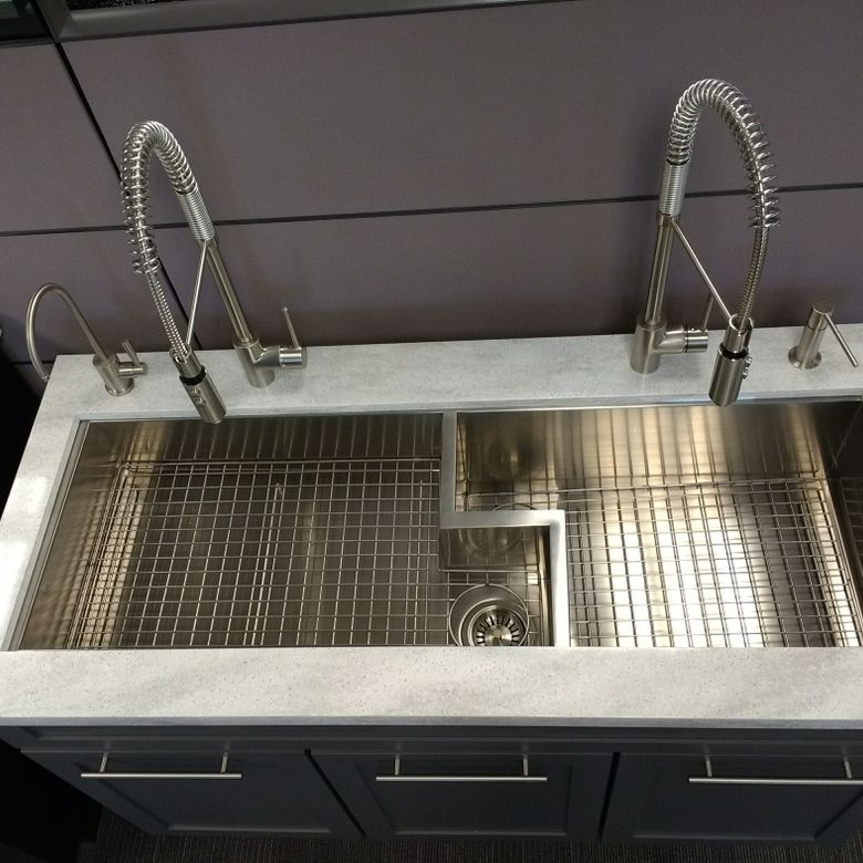 ROHL Luxury Stainless Steel Culinario Sink