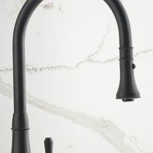 Italian Patrizia Pull-Down Kitchen Faucet