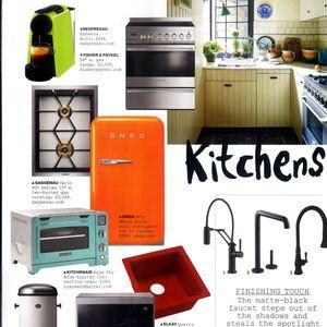 AD_November 2018_ROHL Patrizia Pulldown Kitchen Faucet_Great Design Award