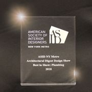 ASID NY Chapter - Architectural Digest Design Show -