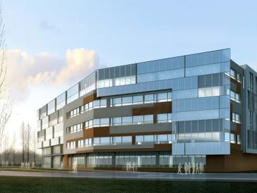 CSC 2 Green building