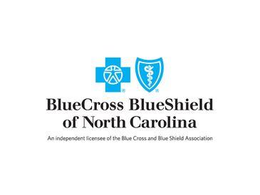 BCBSNC logo centered