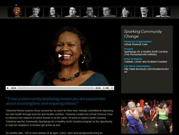 New Website Tells Stories of Nonprofits Making a Healthy Difference