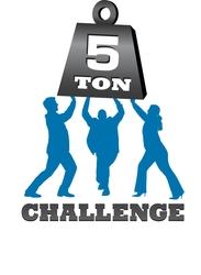 Five Ton Challenge Logo