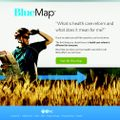 BCBSNC Helps North Carolinians Navigate Health Care Reform with Blue Map