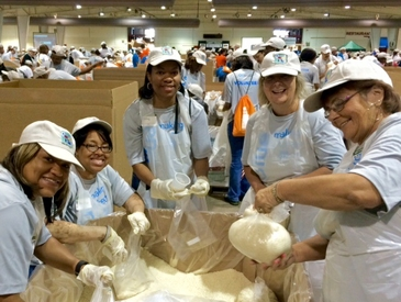 BCBSNC, Food Banks and Local Companies Collaborate to Fight Hunger in  North Carolina at 2015 Sort-A-Rama Events