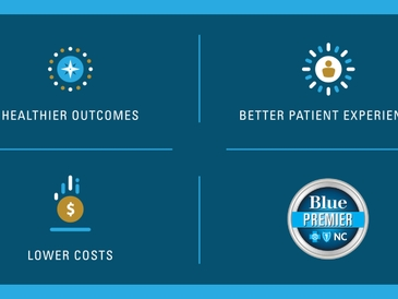 Blue Cross NC, Atrium Health and Novant Health Sign Industry-Leading Blue Premier Agreements for Value-Based Care