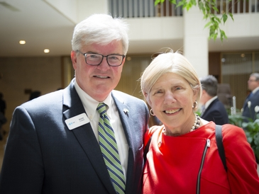 "N.C. Rep. Becky Carney, Blue Cross NC, WakeMed and UNC Health Care Celebrate 10th ""Birthday"""