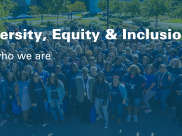 Diversity, Equity and Inclusion: Our Work Doesn't Stop!