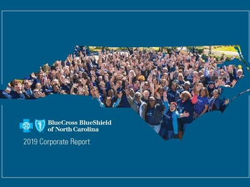Blue Cross NC 2019 Corporate Report