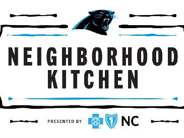 Panthers, Blue Cross NC launch Panthers Neighborhood Kitchen program