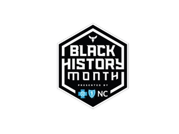 Hornets Partner with Blue Cross NC for 2021 Black History Month Efforts