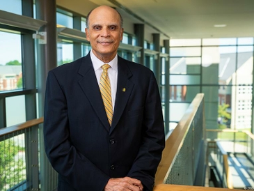 'Honored and humbled': Chancellor Harold Martin's name will go on A&T's new engineering building