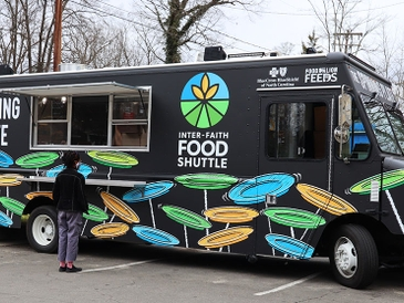 Inter-Faith Food Shuttle's Mobile Kitchen Hits The Road To Feed North Carolinians In Need