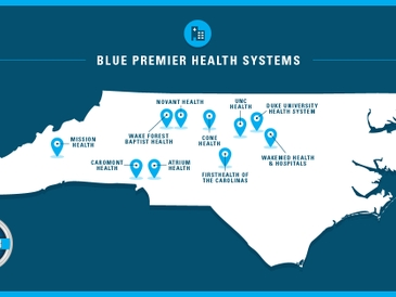 Blue Cross NC, Mission Health Sign Long-Term Agreements for Blue Premier Value-Based Care and Healthy Blue Medicaid