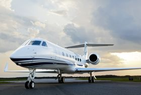 Gulfstream G550 Ground 2