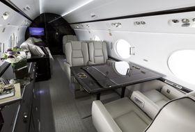 Gulfstream G550 Interior 3
