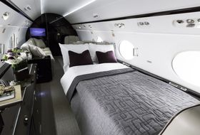 Gulfstream G550 Interior 4