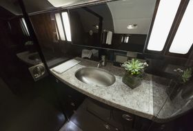 Gulfstream G550 Interior 7