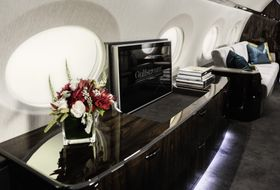 Gulfstream G600 Mock-Up 2015 7