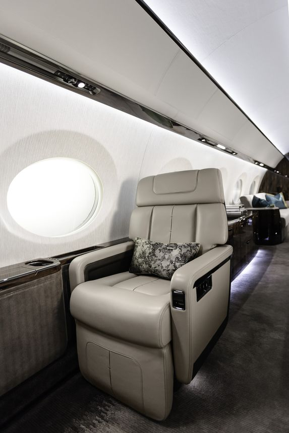 Gulfstream G600 Mock-Up 2015 9