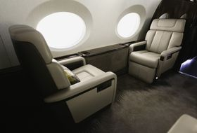 Gulfstream G600 Mock-Up 2015 10