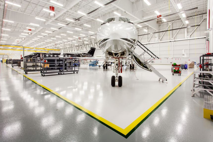 Gulfstream Brunswick Service Center