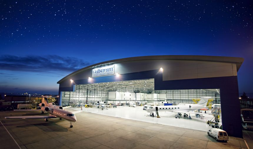 Gulfstream Luton Service Center