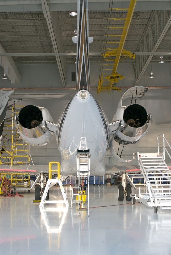 Gulfstream Product Support Service 6