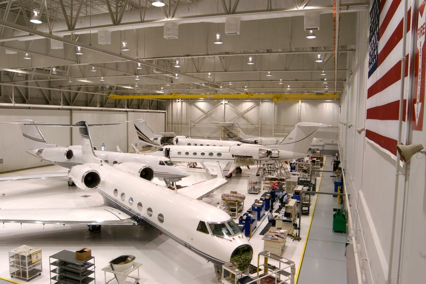 Gulfstream Product Support Service 7
