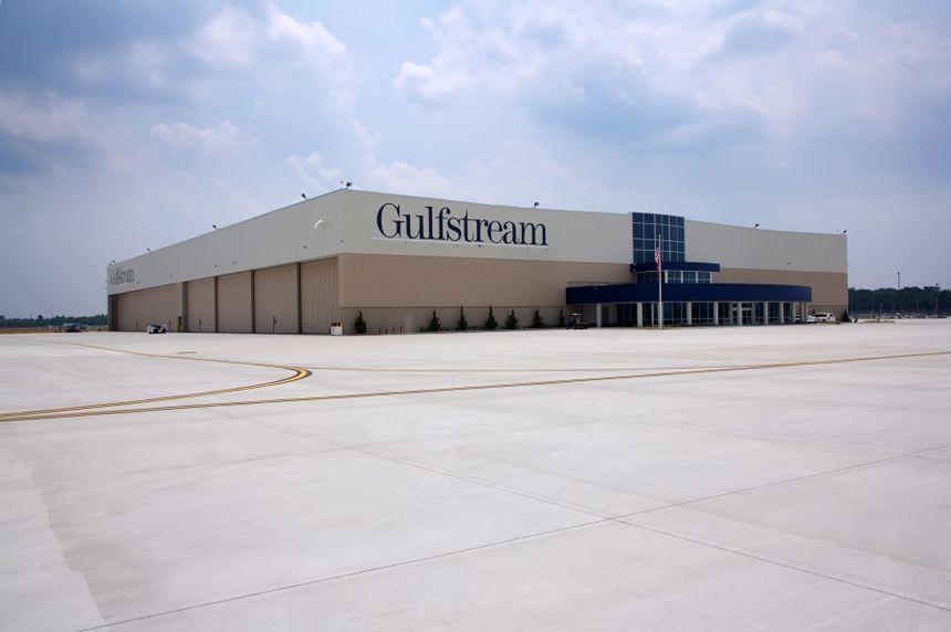 Gulfstream Savannah Service Center 2
