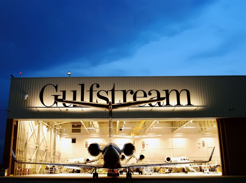Gulfstream Savannah Service Center 3