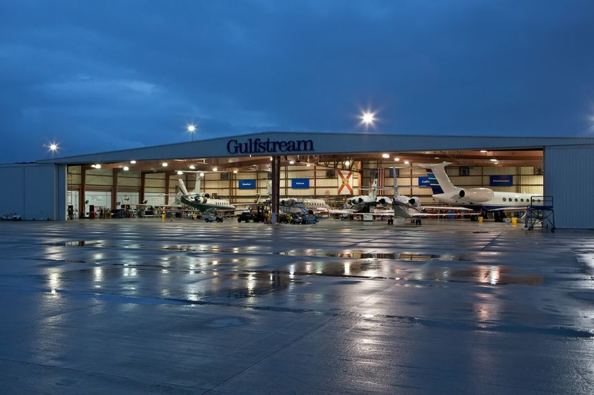 Gulfstream Palm Beach Service Center