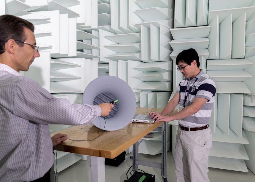Gulfstream Acoustics Lab 3