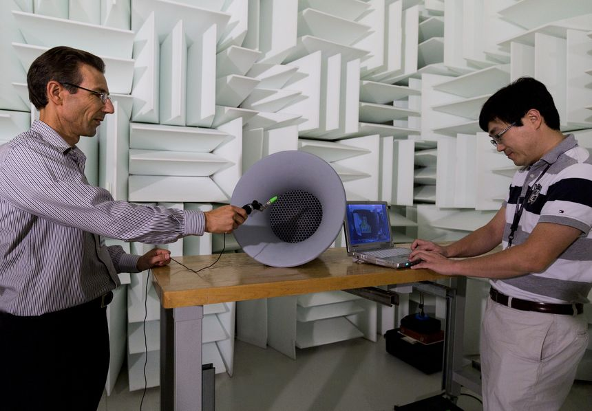 Gulfstream Acoustics Lab 2
