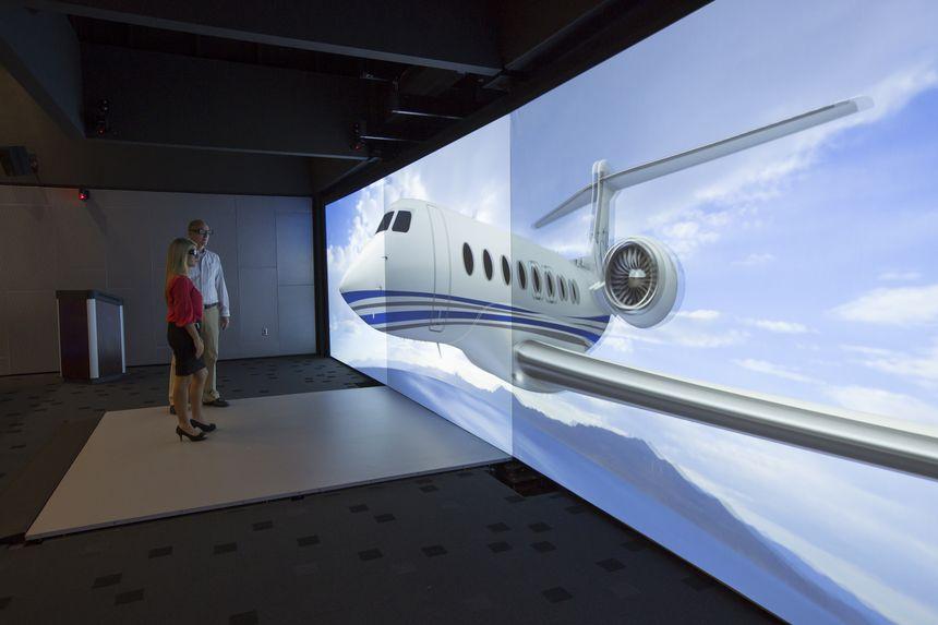 Gulfstream CAVE 1