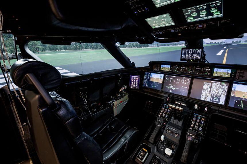 Gulfstream CASE 2