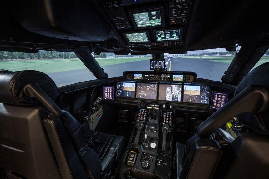 Gulfstream CASE 3