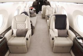 G500 Production Test Aircraft Interior Media Loop
