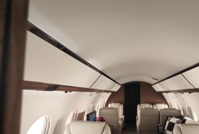 Gulfstream G650 Interior Media Loop