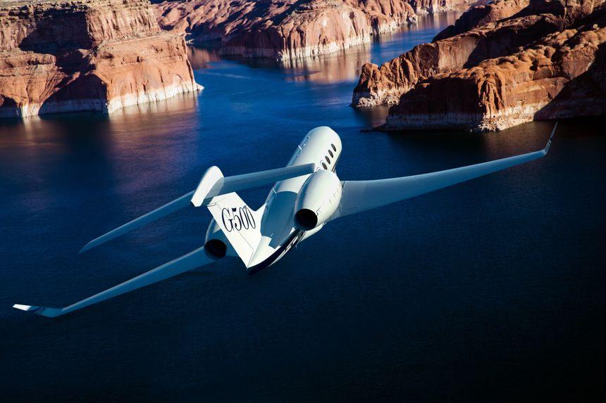 G500 Aerial 4