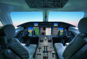 Gulfstream G280 Flight Deck