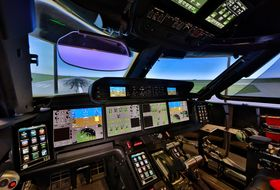 Gulfstream G500 Flight Deck ITF