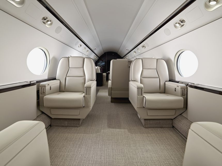 Album Gulfstream Commercial