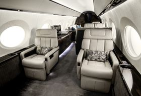 Gulfstream G600 Mock-Up 2015 1
