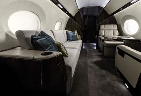 Gulfstream G600 Mock-Up 2015 4