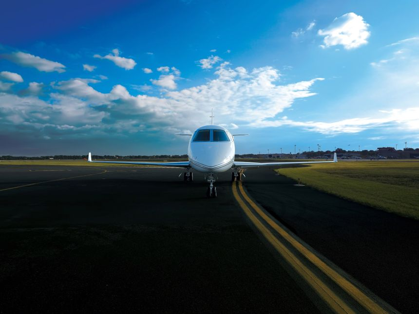 Gulfstream G150 Ground
