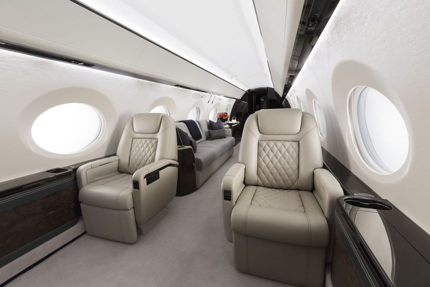 G500 Interior 1